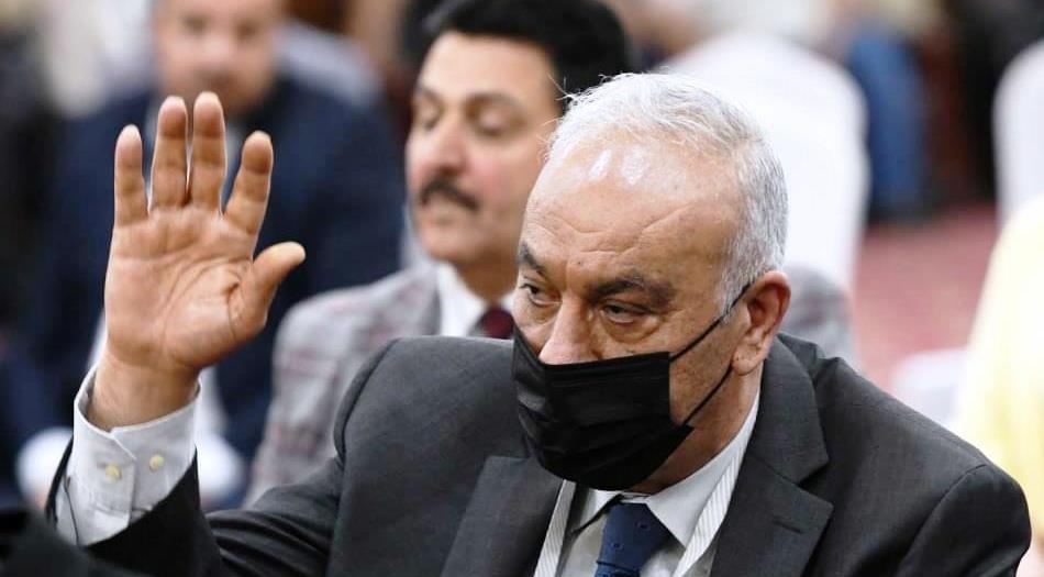 """بيان """"استغراب"""" من الأولمبية العراقية بشأن """"نهج"""" رعد حمودي"""