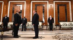 صالح: استقرار العراق مرتكز أمن المنطقة التي تعاني من الاختلالات