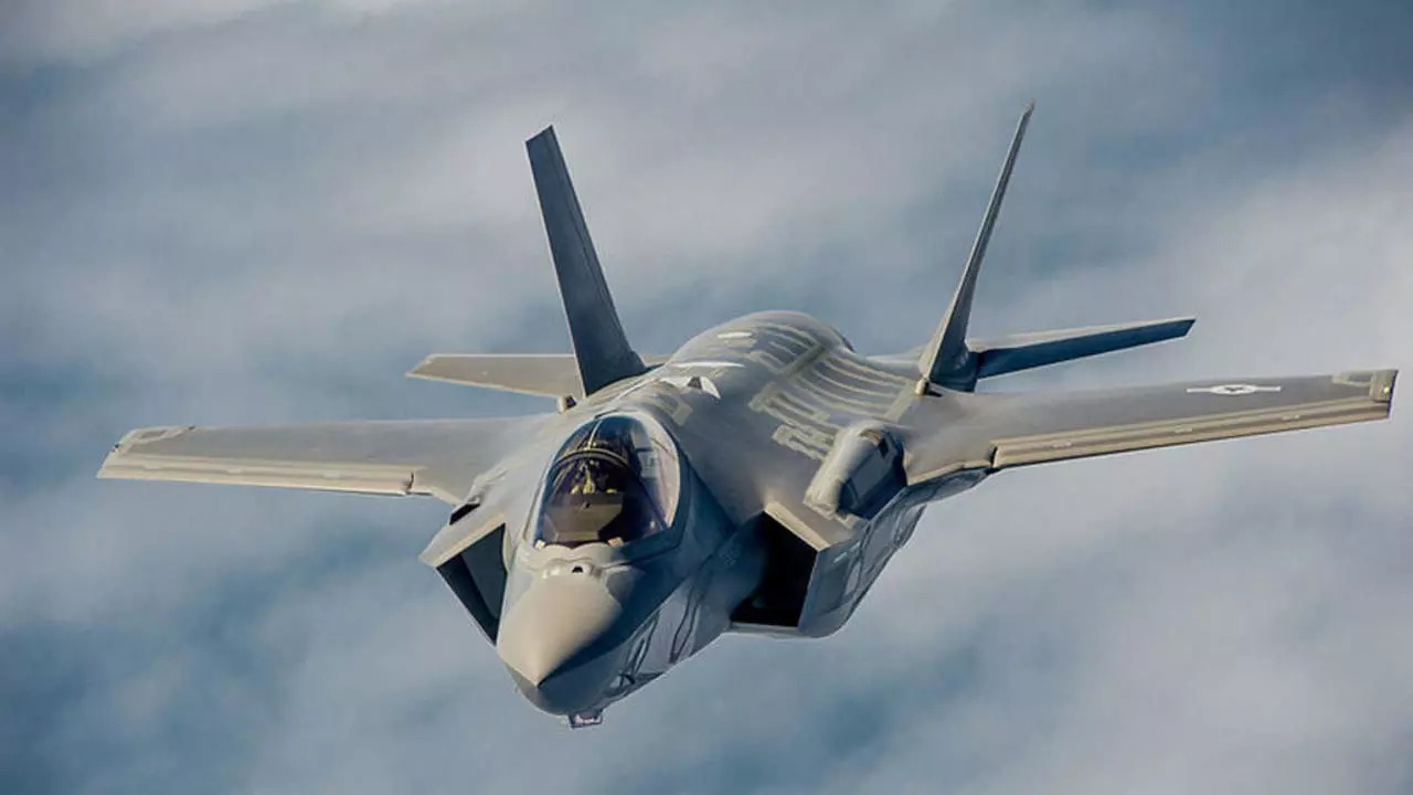 U.S. excludes Turkey from F-35 program