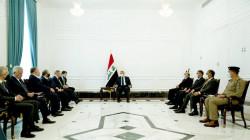 الكاظمي: العراق ينتهج سياسة الانفتاح على الشركاء الدوليين لتعزيز الاستثمار