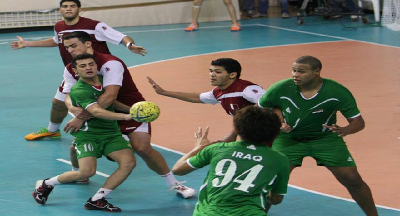 العراق يتقدم بطلب لاستضافة بطولة العرب بكرة اليد
