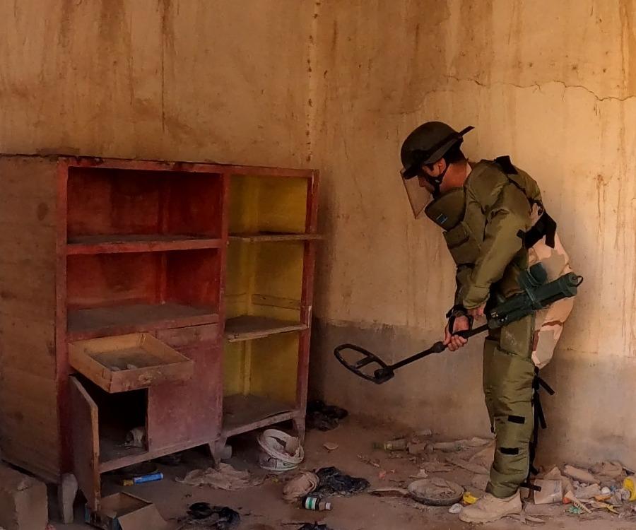 قائد عسكري يكشف عدد النازحين العائدين لسنجار وزمار