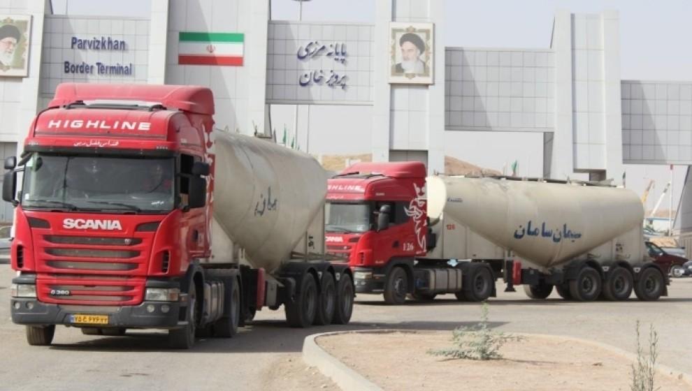 صادرات كرماشان إلى العراق بلغت أكثر من ملياري دولار