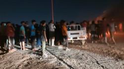 Demonstrators protest poor public services in Nasiriyah