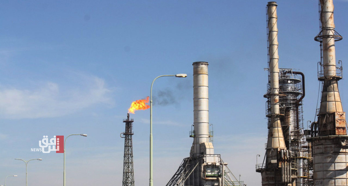 Iraq' oil exports to the United States decline in the third week of April