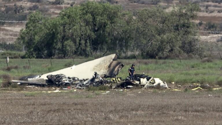 أميركا.. مصرع شخصين بتحطم طائرة في أريزونا