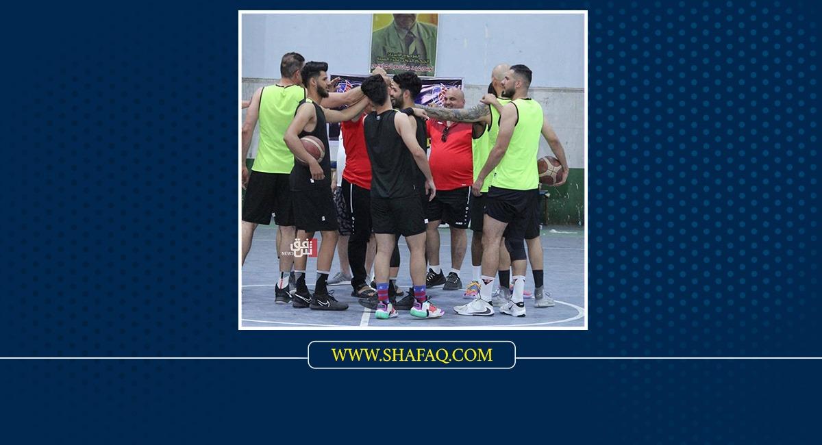 كورونا يؤجل مباريات نادي الكهرباء في دوري السلة الممتاز
