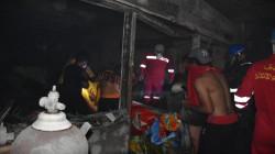 """بعد حريق مستشفى """"ابن الخطيب"""" .. حقوق الإنسان تطالب الكاظمي بإقالة وزير الصحة"""