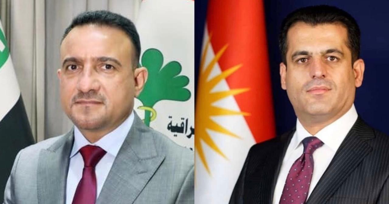 """وزير صحة الإقليم يهاتف وزير الصحة الإتحادي ويبحث معه حادثة """"ابن الخطيب"""" ببغداد"""