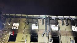 """الداخلية تعلن سقوط قرابة 200 ضحية وجريح بحادثة حريق مستشفى """"أبن الخطيب ببغداد"""""""