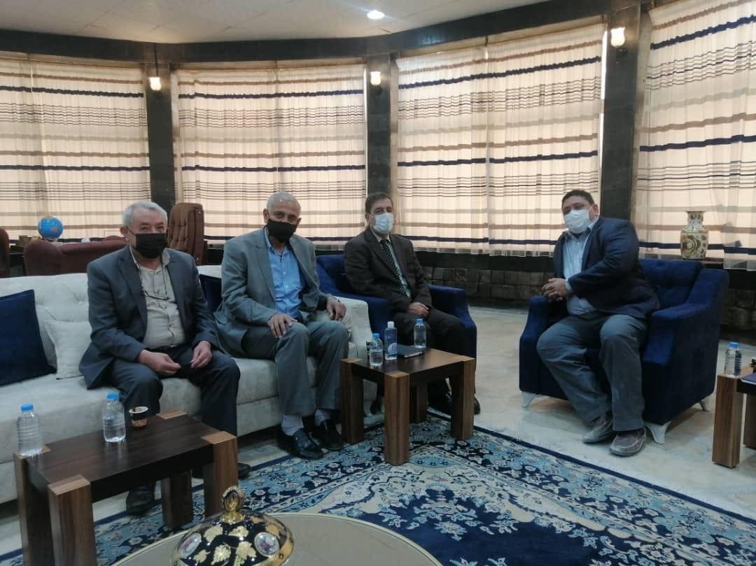 المبعوث الأمريكي لسوريا يثني على موقف قادة كوردستان لتوحيد الصف الكوردي