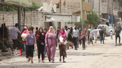A week after violent clashes, the citizens return to Tay neighborhood in Qamishli