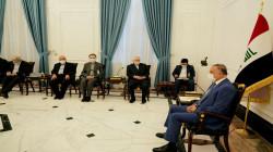 """ظريف يبلغ الكاظمي رفضاً إيرانياً لأي """"سلوك"""" يؤثر سلباً على أمن العراق"""