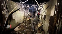 فاجعة تصيب أُسرة فلسطينية بحريق مستشفى ابن الخطيب ببغداد