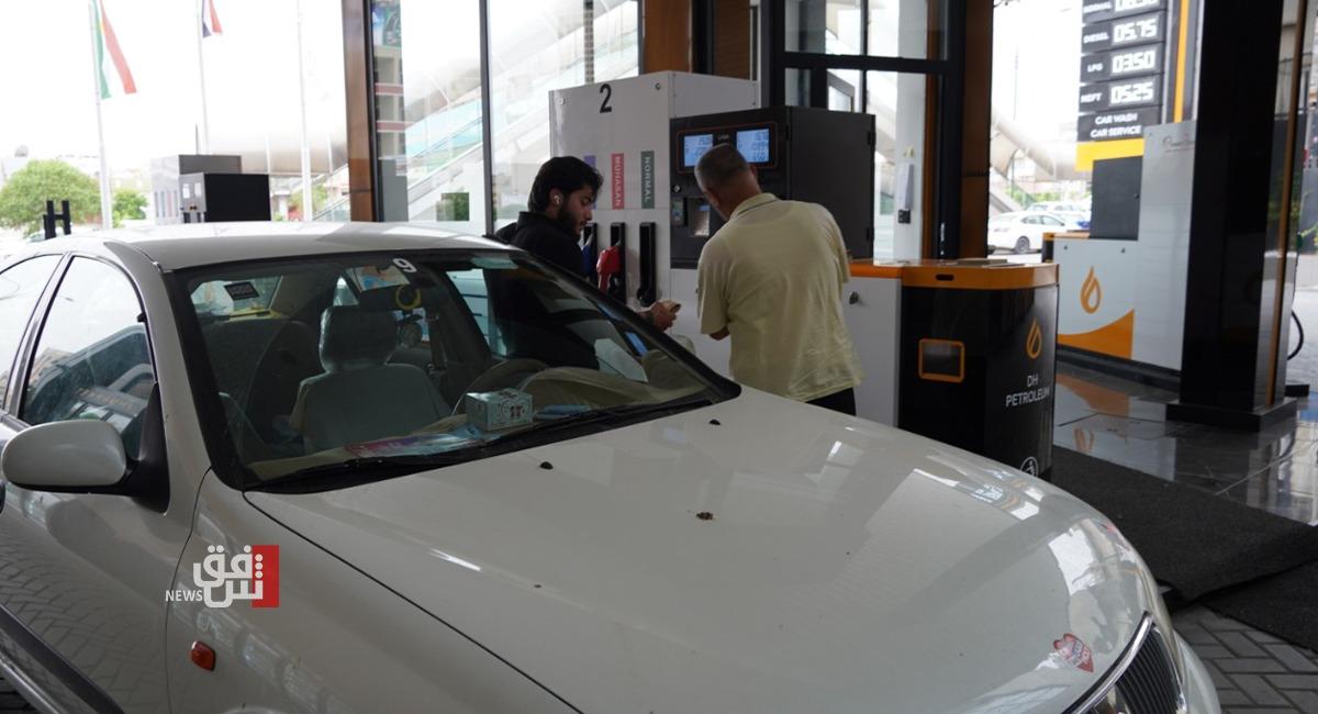 صور.. ارتفاع سعر الوقود يثقل كاهل أصحاب السيارات في كوردستان