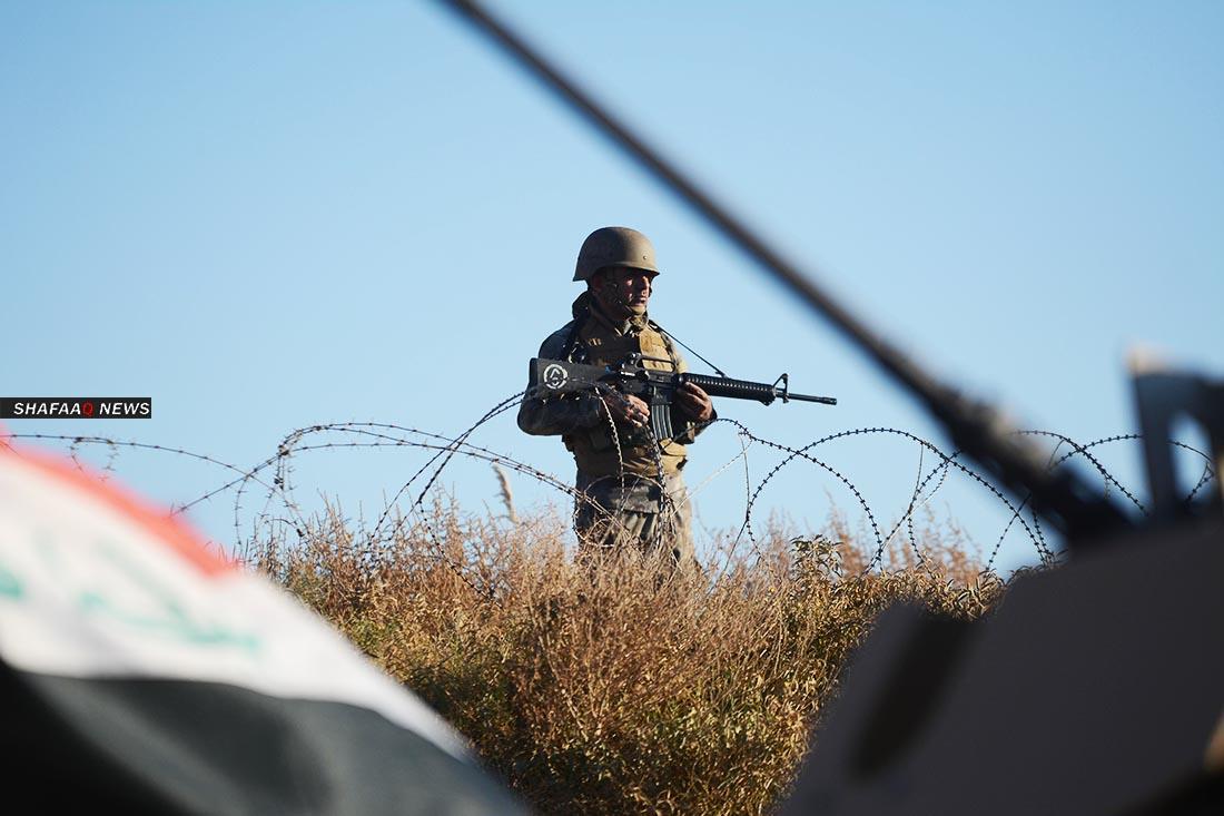 داعش يدمر كاميرا حرارية ويستهدف مضخات زراعية في ديالى