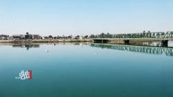 الأنبار تطلق حملة لإزالة تجاوزات تتسبب بتلوث نهر الفرات