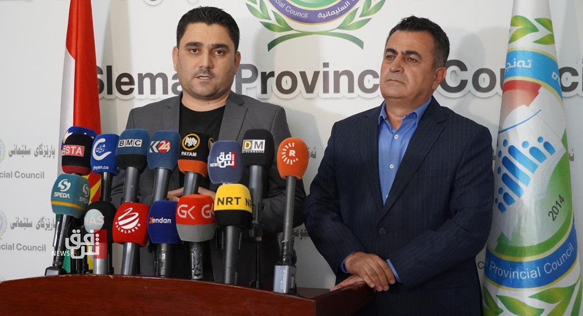 مجلس السليمانية يحمل الحكومة ارتفاع اسعار البنزين ويعد بمحاسبة برلمانية