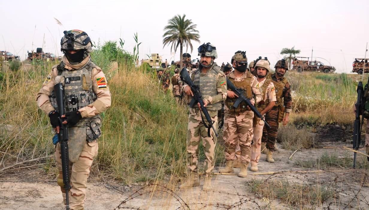 جرحى من قوات الجيش بينهم ضابط بتفجير في ديالى