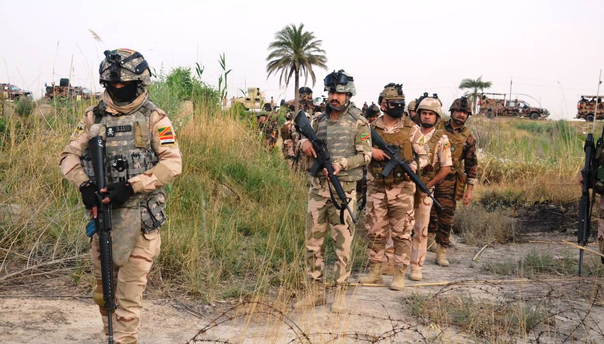The Joint Operations Command redistributes military forces in Diyala