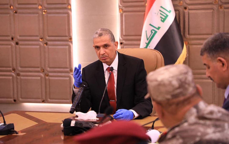 وزير الداخلية العراقي يوجّه بإيداع ضباط كبار في قيادة حرس الحدود بالتوقيف اثر هجوم لداعش