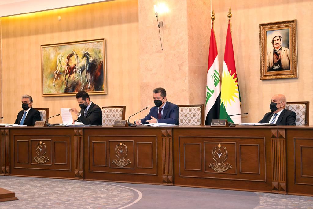 حكومة كوردستان تصوت على قانون المحكمة الجنائية المختصة بجرائم داعش