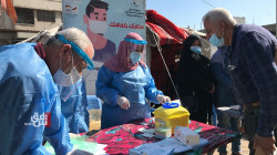 Covid-19: More than 6500 new cases in Iraq today