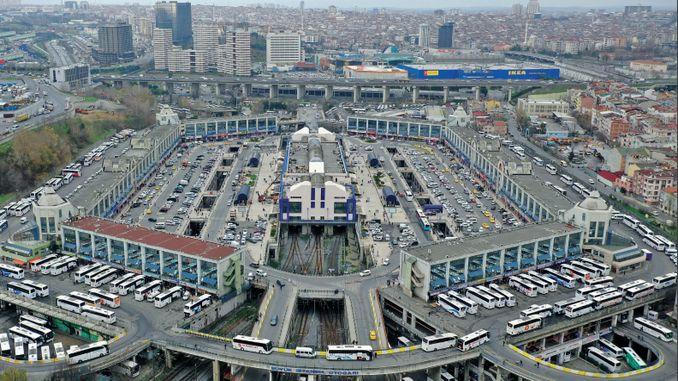 """تركيا: ضبط 5 كيلوغرامات متفجرات في محطة حافلات إسطنبول وضعها """"العمال الكوردستاني"""""""