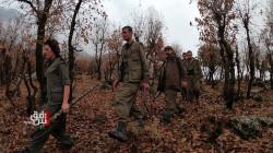 حزب العمال يعلن حصيلة معاركه ضد الجيش التركي في اقليم كوردستان
