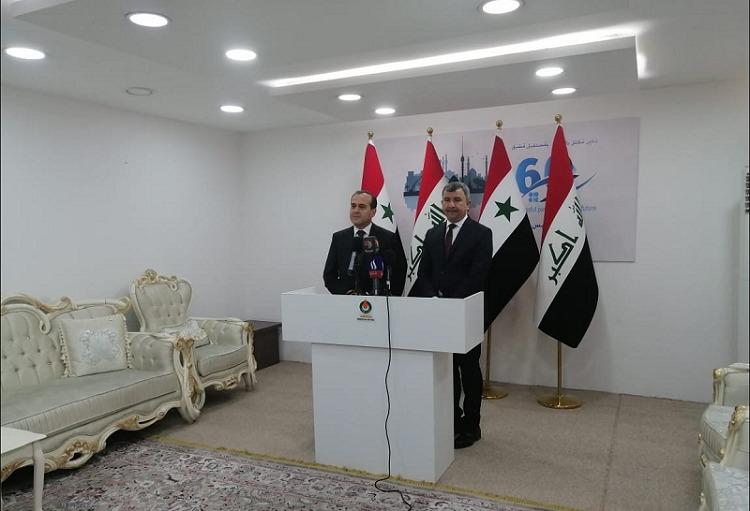 بغداد تعلن عن اتفاق وشيك مع دمشق لاستيراد الغاز السوري