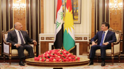 Presidents Salih and Barzani meet in Erbil