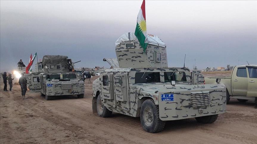 بعد هجوم داعش في كركوك .. البيشمركة ومكافحة الإرهاب يعلنان الرد والسيطرة على الوضع