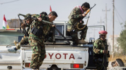 Clashes between Peshmerga and ISIS in Kirkuk