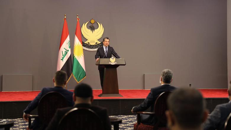 مسرور بارزاني يشدد على بقاء التحالف الدولي في العراق للتصدي لداعش
