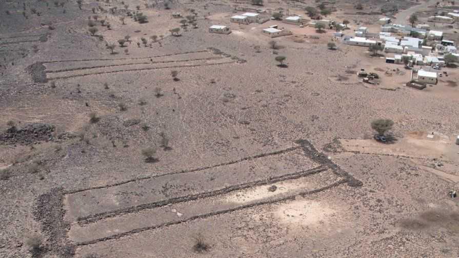 اكتشاف أثري في صحراء السعودية أقدم من اهرامات مصر