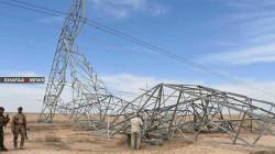 ديالى.. داعش يضرب خط كهرباء إيران ويهاجم الشرطة