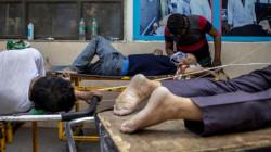 نحو 400 ألف إصابة جديدة بفيروس كورونا في الهند خلال 24 ساعة