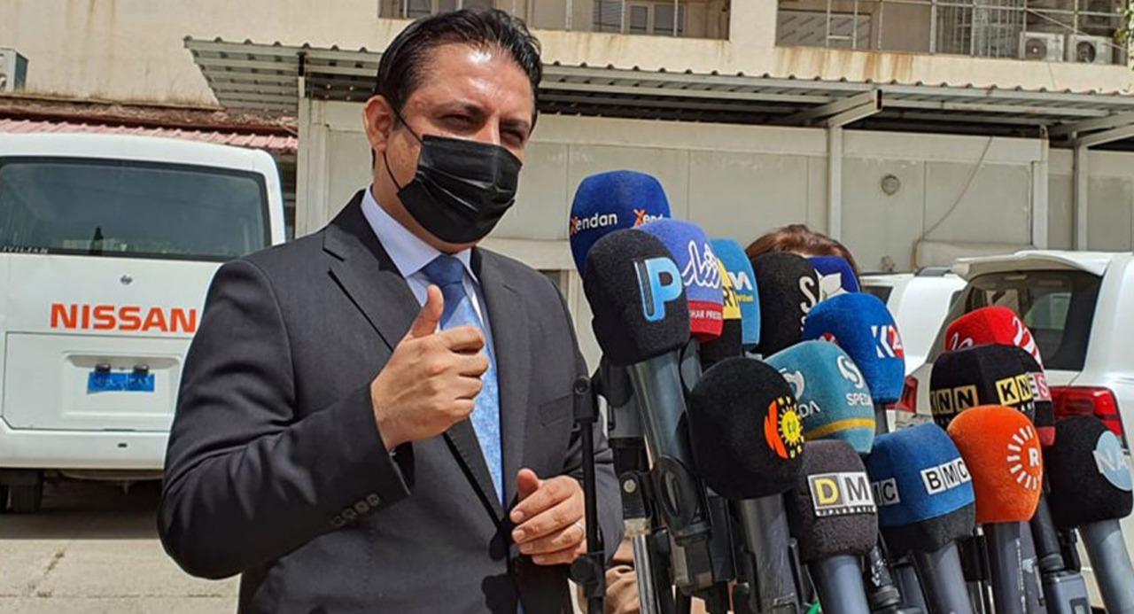 وزير تربية إقليم كوردستان يرهن إعادة فتح أبواب المدارس بعد العيد بأمر
