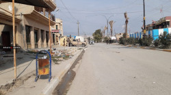 فيديو .. عشرات الإيزيديين يحتشدون أمام مركز للشرطة بسنجار ومصدر يكشف السبب