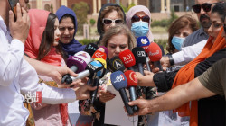 Women Rights' activists file a mass lawsuit against femicides in al-Sulaymaniyah court