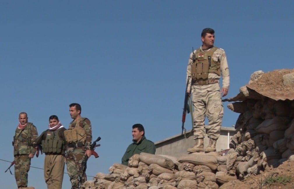 هجمات داعش تُفرغ 23 قرية كوردية في أطراف خانقين من سكانها