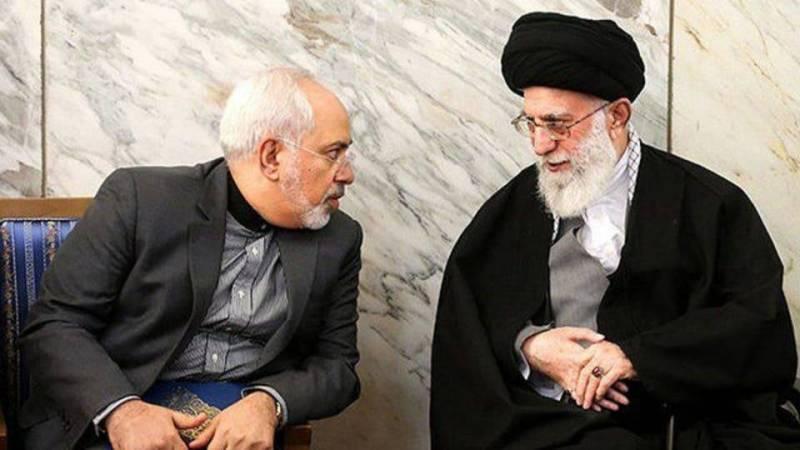 خامنئي عن تسجيلات ظريف: متناغمة مع الأمريكيين والدول المعادية للجمهورية الإسلامية
