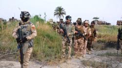 قوات الأمن تلاحق بؤر داعش في مناطق ساخنة بديالى