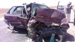 مصرع وإصابة 4 أشخاص بحادث سير في الموصل