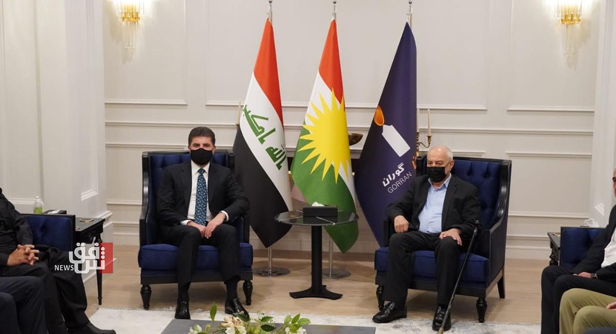 Nechirvan Barzani arrives in al-Sulaymaniyah