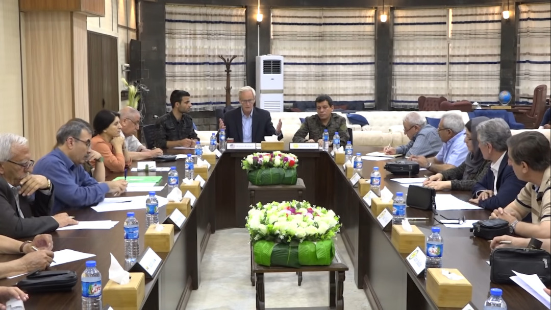 The Kurdish Council, Abdi, and the American envoy to Syria to meet soon in al-Hasakah