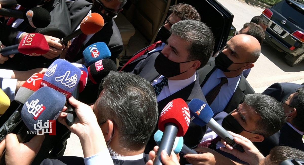 رئيس الإقليم يدعو بغداد للكف عن الخطابات القديمة: يمكننا حل الخلافات بشكل قطعي
