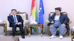 Kaka Hama: Kurdish Parties' representatives will participate in preparing the draft constitution