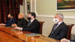 President Barzani will continue his meetings with Kurdistan's political forces, senior advisor says
