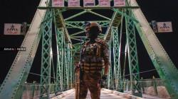 A joint force arrests a terrorist in Al-Anbar